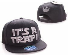 Baseballcap STAR WARS It's A Trap Hip Hop Cap NEU