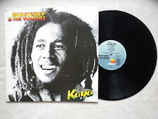 "LP BOB MARLEY & THE WAILERS ""Kaya"" ISLAND 9123 026 FRANCE §"