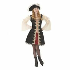 Buccaneer Beauty Totally Ghoul Pirate Captain Woman's Costume One Size Fits Most