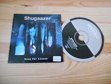 CD Rock Shugaazer - Song For Lennon (1 Song) Promo ATENZIA