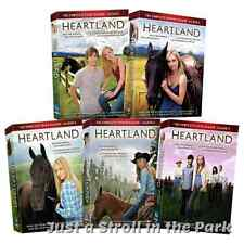 Heartland: Canadian Horse TV Series Complete Seasons 1 2 3 4 5 Box/DVD Sets NEW!