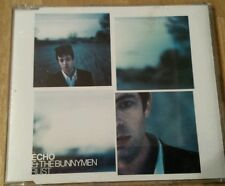 Echo And The Bunnymen Rust Cd single 90,s London Records Alternative Ep