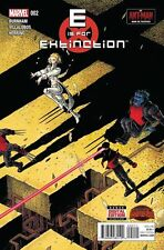 E Is For Extinction #2 (NM) `15 Burnham/ Culver/ Villalobos