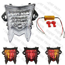 New Clear 2009-2014 Led Tail Light Lamp Integrated for BMW S1000RR