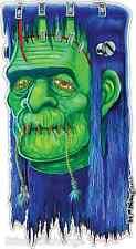 Longhaired Monster Sticker Decal Ben Von Strawn BV30 Long Hair Frankenstein