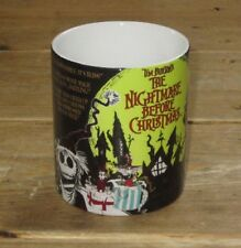 The Nightmare Before Christmas Advertising MUG #2