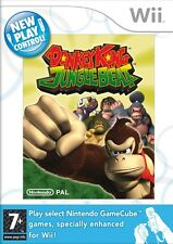 DONKEY KONG JUNGLE BEAT=NINTENDO Wii=DIDDY=MONKEY=ADVENTURE=U=PLATFORM