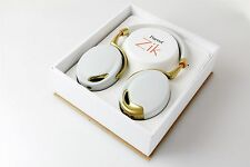 Parrot Zik Wireless Noise Cancelling Headphones with Touch Control - Gold *used*