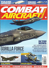 COMBAT AIRCRAFT  MONTHLY, APRIL, 2014  (NORTH  AMERICA'S  BEST SELLING MILITARY