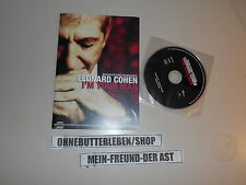 CD OST Leonard Cohen - I'm Your Man / PressKit (16 Song) VERVE UNIVERSAL
