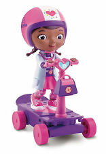 Disney Doc Mcstuffins Radio Remote Control Scooter Car Bike New Toy Ages 3 Girls
