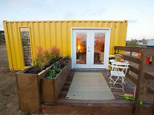 20' FT Shipping Container Home DIY -160 Sqft - Brand New - Made in USA