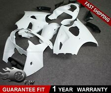 Molded ABS UNPAINTED Fairing kit bodywork KAWASAKI NINJA ZX-6R 2000 2001 2002