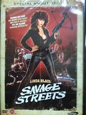 Savage Streets Linda Blair Oop