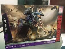 Transformers Hasbro G1 Reissue Platinum Edition Trypticon in Stock
