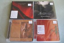 ANATHEMA 4 CD Lot All New/Sealed: Distant Satellites, Hindsight, Serenades +