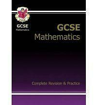 GCSE Maths Complete Revision & Practice - Higher