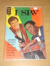 I SPY #4 FN- (5.5) GOLD KEY COMICS FEBRUARY 1968