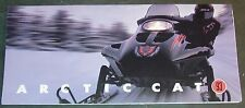 "1993 ARCTIC CAT THUNDERCAT SNOWMOBILE  SALES BROCHURE 4"" x 8 1/2""   (214)"