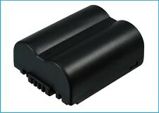 Premium Battery for Panasonic DMW-BMA7, CGR-S006E/1B, Lumix DMC-FZ7EF-K, CGR-S00