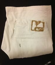 1975?  Levis Small e Bell Botttoms With YKK Zipper Pull Color White