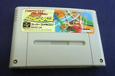 Super Family Tennis for Nintendo Super Famicom Game Japan USED