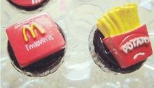 Set de lentillas McDonald's Porta Lentes de contacto McDonald  lenses case A1515