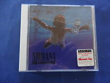 nirvana nevermind cd australia
