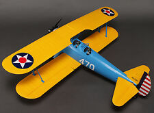 Warehouse in USA RC scale model airplane Stearman PT-17 Biplane PNP version