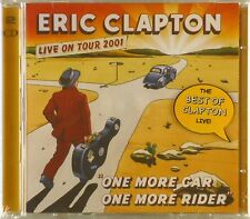 2x CD - Eric Clapton - One More Car, One More Rider - NEU - #A2920