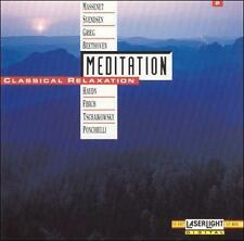 Meditation: Classical Relaxation Vol. 2 2009 by Beethoven, L *NO CASE DISC ONLY*
