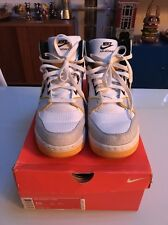 Basket Neuf Nike Air Assault High Yellow Grey EUR Taille 44 / US 10