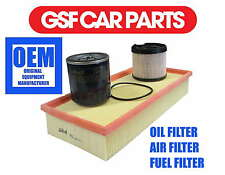 Service Kit Oil Air & Fuel Filters Replacement Part Citroen C5 2.0 Hdi