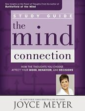 THE MIND CONNECTION STUDY GUIDE Joyce Meyer NEW Paperback CHRISTIAN Religious
