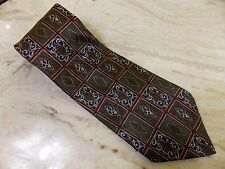 MARK ALEXANDER 100% SILK TIE. VINTAGE MADE IN USA  free shipping