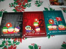 New listing South Park Seasons 1, 2 And 3 Dvd