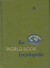 The World Book Encyclopedia 22 Vol.  FIELD ENTERPRISES EDUCATIONAL CORP. 1971