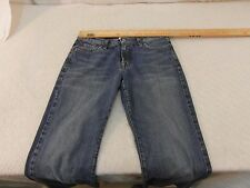 Adult Women's Lucky Brand Dungarees Rider Fit Relaxed Regular Length 6 Jeans