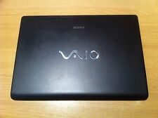 Sony Vaio VGN-S4VP VGN-S Series PCG-6G1M Screen Lid w/ Antennas