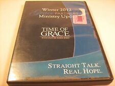 CHRISTIAN DVD WINTER 2012 Grace Partners MARK JESKE Time of Grace [Y122b]