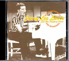 JERRY LEE LEWIS 25 all-time greatest SUN recordings CD USA Varèse Sarabande OOP