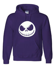 The Nightmare Before Christmas Hoodie Xmas Jack  Disney Movie Hooded Sweatshirt
