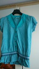 Womens size 16 blue top, George, used