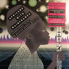 Africans With Mainframes ‎– K.M.T. SEALED Soul Jazz 2xLP VINYL TECHNO