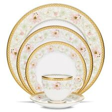 Noritake Blooming Splendor 20Pc China Set, Service for 4