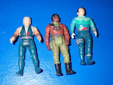 Lot of 3 Toys Toy Action Figures Figure Misc. Assorted Mask M.A.S.K Vintage