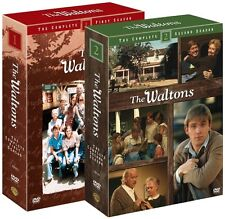 Waltons: The Complete Seasons 1 & 2 [10 Discs] (2014, DVD NEW)5 DISC SET