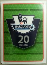 Topps Premier league 2012 Collection #1 Barclays 20 Seasons sticker