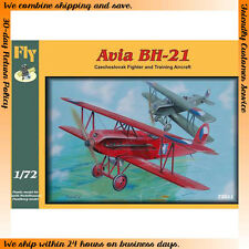 Fly Model #72011 1/72 Avia BH-21 ''Czechoslovak Fighter and Training Aircraft''