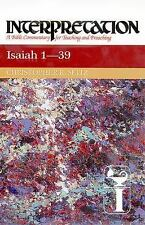 Isaiah 1-39: Interpretation: A Bible Commentary for Teaching and Preaching, Seit